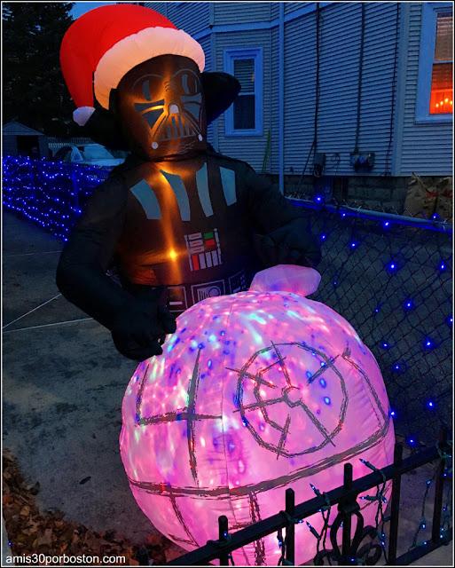 Decoración de Navidad de La Guerra de las Galaxias