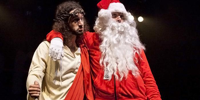 Mengapa Yesus Lebih Baik daripada Sinterklas?