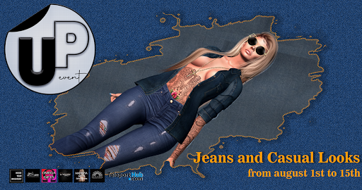 Up! jeans and Casual Looks