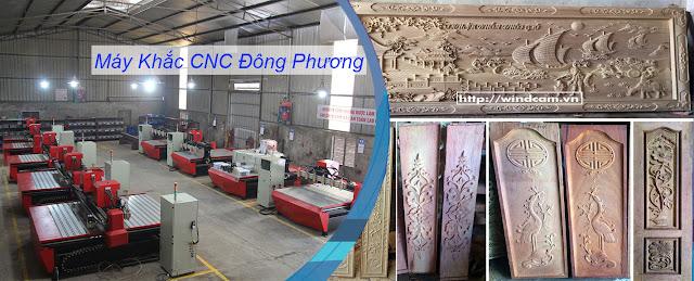 Ưu điểm nổi bật của máy CNC khắc gỗ 1