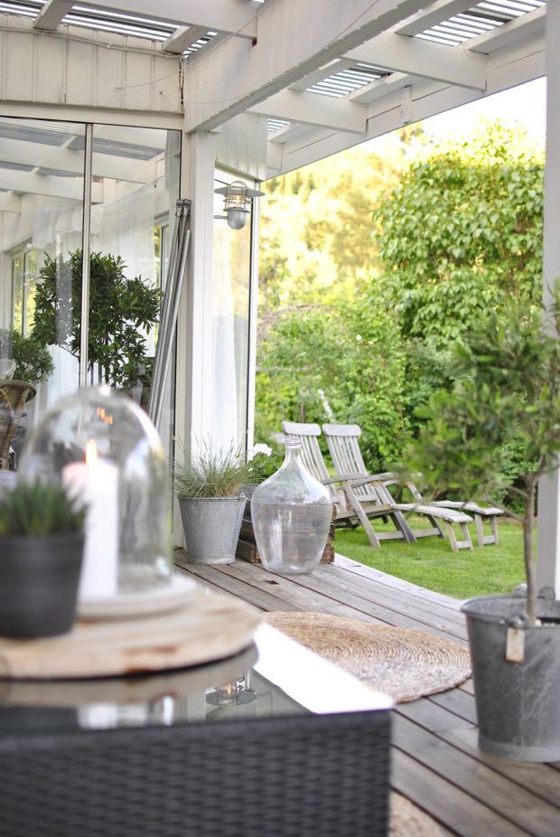 altan terrass däckstolar olivträd hannashantverk.blogspot.se