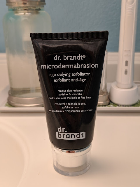 Dr Brandt Microdermabrasion Review on kristenwoolsey.com