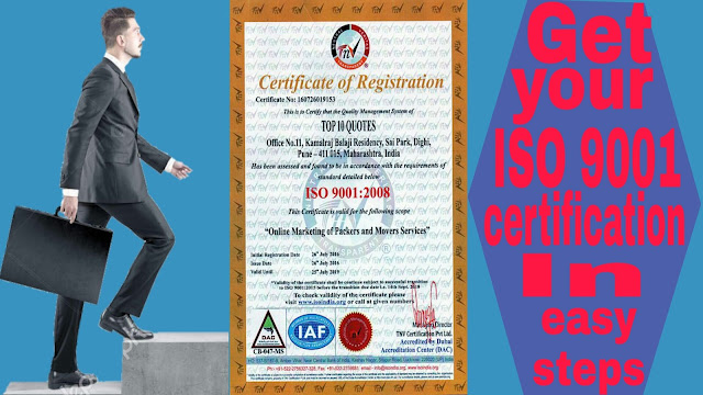How To Get ISO 9001 Certification In 2020