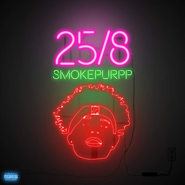 Smokepurpp - 25/8 - Single Cover