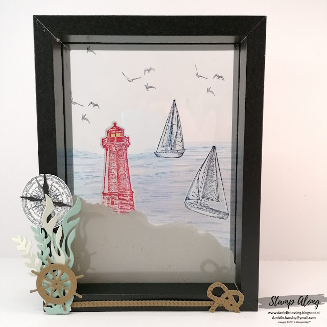 Stampin' Up! Sailing home