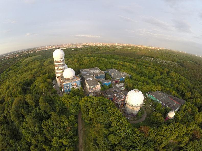 La estación abandonada de la NSA en Berlín | Alemania
