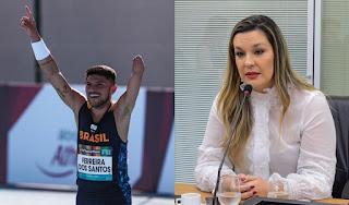 Nesta terça: Camila destaca Dia Estadual do Atleta Paralímpico e defende investimentos no paradesporto