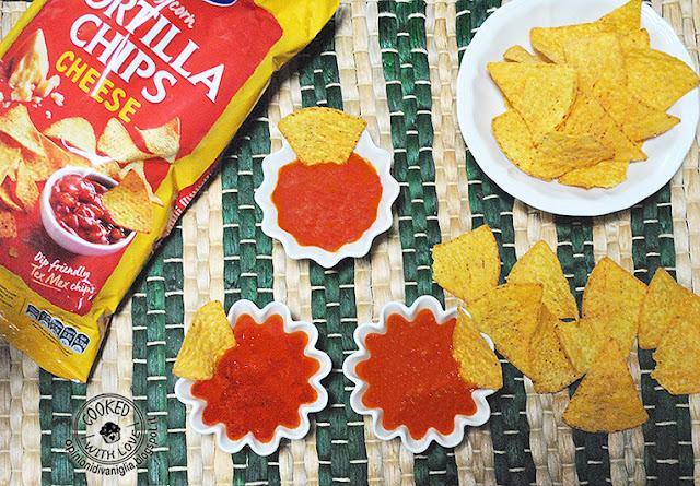ricetta salsa messicana piccante bimby