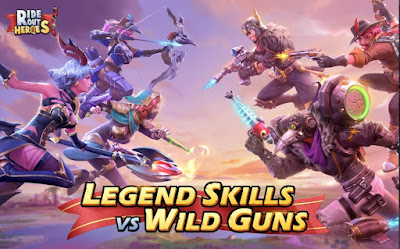 Ride Out Heroes APK + OBB for Android Download