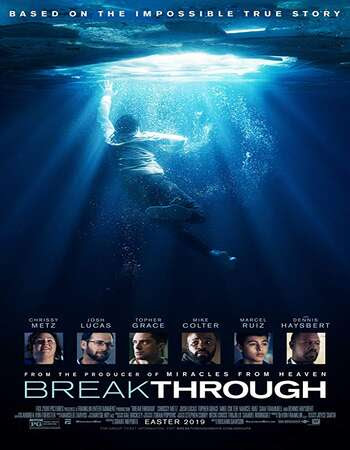 Poster Of Breakthrough 2019 In Hindi Bluray 720P Free Download