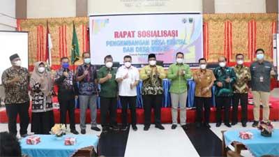 Rapat Sosialisasi Pengembangan Desa Digital dan Desa Wisata