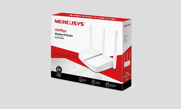 Review Menggunakan Wifi Mercusys MW305R