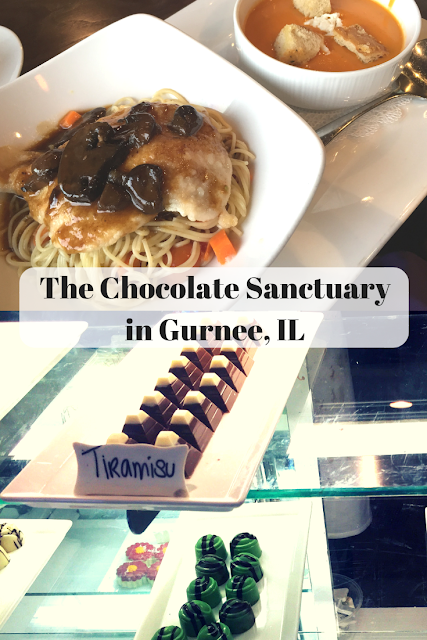 The Chocolate Sanctuary in Gurnee: Making Dining a Chocolate Experience