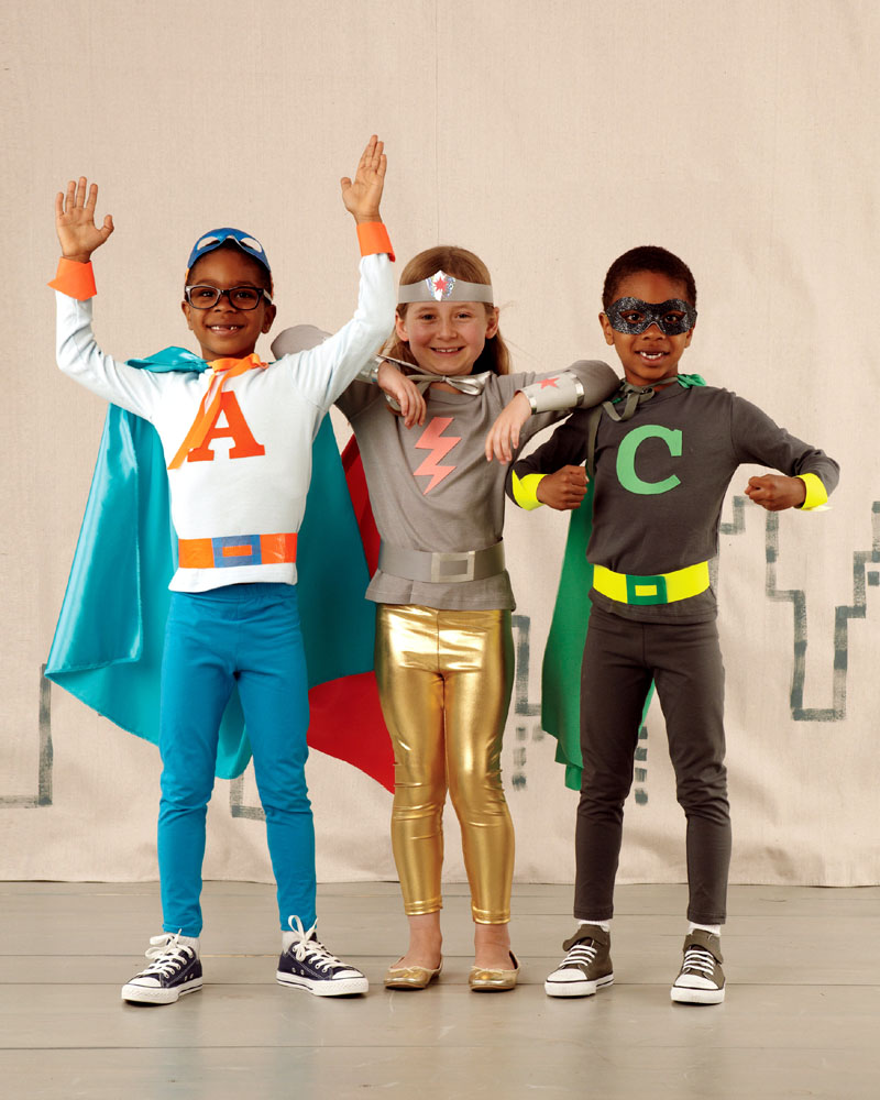 12 Halloween Costume Ideas for the Whole Family