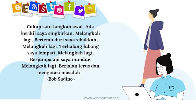 Nasehat Bob Sadino