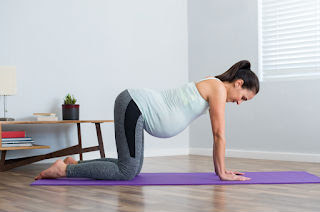 Exercise during Pregnancy to Help You Fit