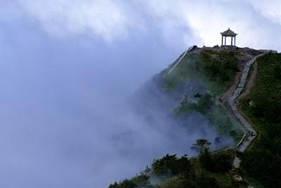 เขาไท่ซาน (Mount Tai: Tai Shan) @ www.chinakungfus.com