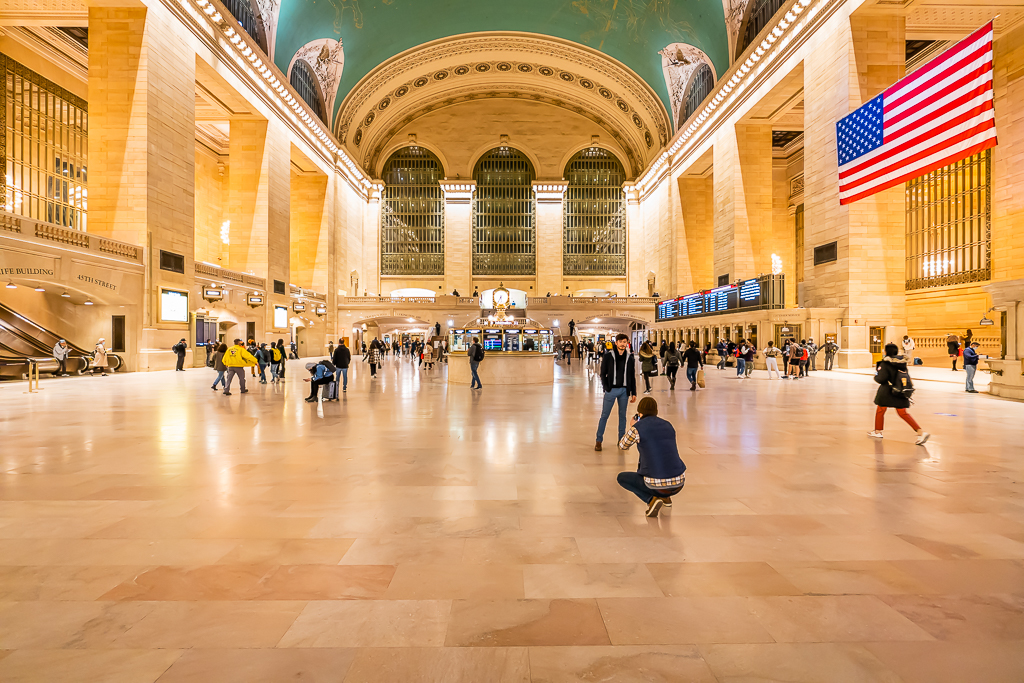 a photo of Grand Central Station - New York City (2020) - Daniel South Photography
