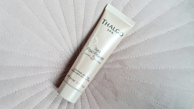 Thalgo Iles Pacifique Iridescent Island Milk review