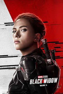 Black Widow First Look Poster 1