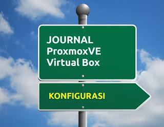 Journal-proxmox ve