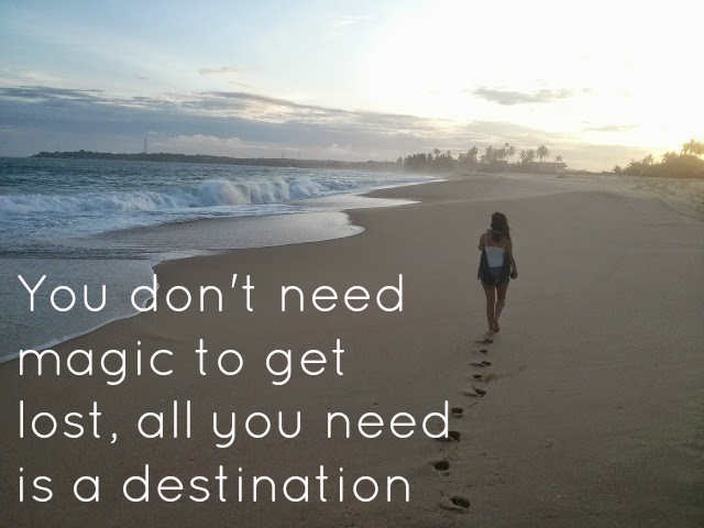 How to beat Monday blues - travel inspiration and quotes