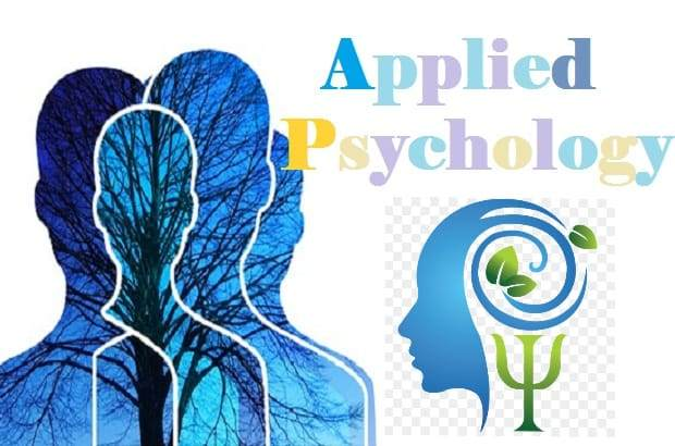Branches of applied psychology