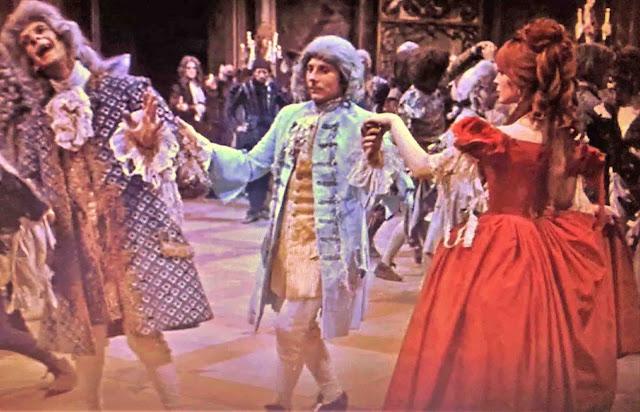 A dança dos vampiros cena do baile