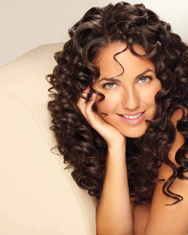 En una tendencia ascendente peinados rizos Imagen de cortes de pelo Ideas - Trenzas Rizos y Coletas: Peinados con Rizos