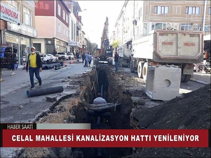 Turhal Belediyesi alt yapı ve üst yapı çalışmalarını aralıksız sürdürüyor.
