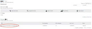 Add sitmap Bing Webmaster Sukses
