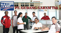 PT Gudang Garam Tbk - Penerimaan Untuk Posisi Network Engineer Specialist | Data Center Specialist December 2019