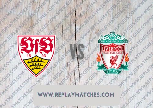 VFB Stuttgart vs Liverpool