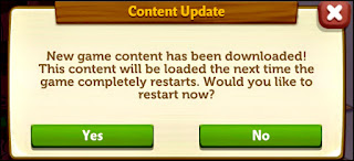 FarmVille 2 Country Escape update