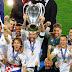 Las fotos de la gran final de la #ChampionsLeague