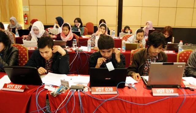 Jazmev Jokowi Ahok Social Media Volunteers