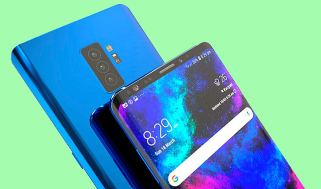 Samsung Galaxy S10+ Price and Features and price (India)