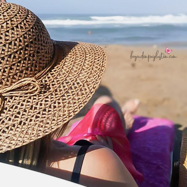Bu yaz tatilimde kullandığım güneş koruma ürünleri
