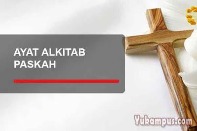 ayat alkitab tentang ibadah paskah