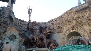 Escape from Atlantis, Gardaland.