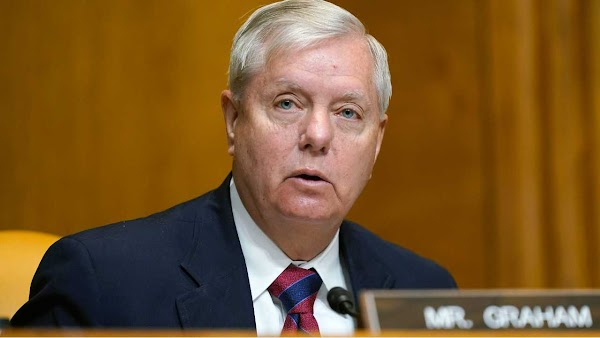 Lindsey Graham 'amazed at how badly' Biden's first six months have been