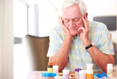 Dementia medicine in the elderly