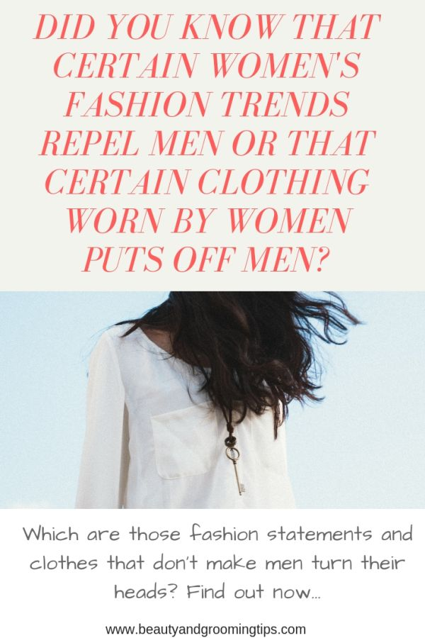 womens clothing & fashion hated by men
