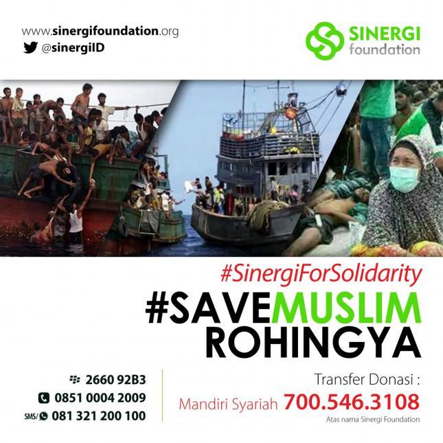 Save Muslim Rohingya