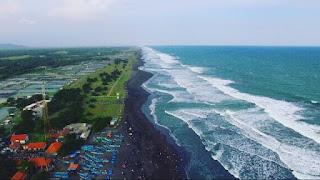 Keindahan Wisata Pantai Jatimalang Purworejo