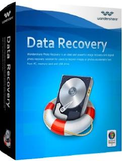 تحميل  Wondershare Data Recovery 6.0.2.16 لاستعادة الملفات جميعها 2017