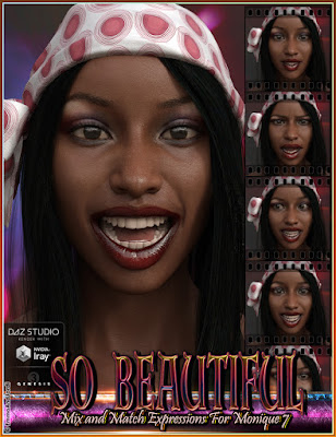 http://www.daz3d.com/so-beautiful-mix-and-match-expressions-for-monique-7-and-genesis-3-female-s