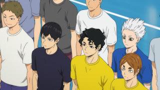 ハイキュー アニメ 4期   全日本ユース強化合宿   Haikyuu YOUTH CAMP