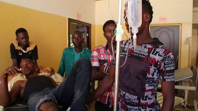 Nigeria: 'Children used' as suicide bombers in Borno attack