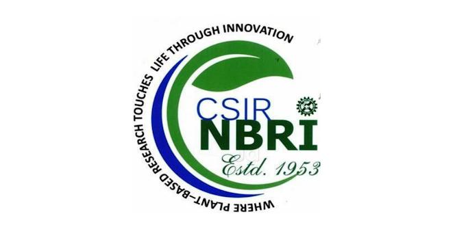 CSIR-NBRI Recruitment 2020 Project Associate I, II, Lab Technician – 15 Posts nbri.res.in Last Date 05 & 06-01-2021 – Walk in